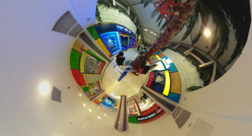 360 panorama with StereoPi