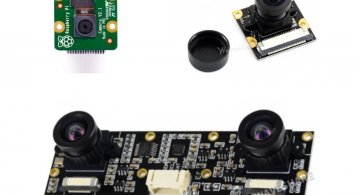 StereoPi compatible Nvidia Jetson cameras